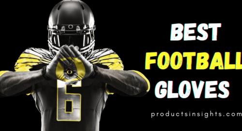 Best Football Gloves for Running Backs