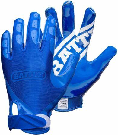 threat football glove