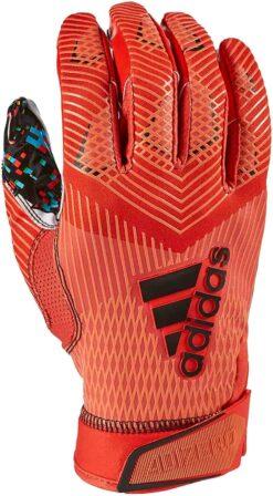 Adidas adizero 8.0 american pack football gloves-min