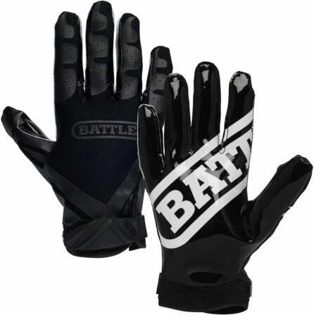 Battle Double Threat Football Gloves