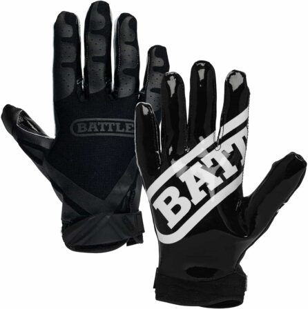 Battle Double Threat Football Gloves-min