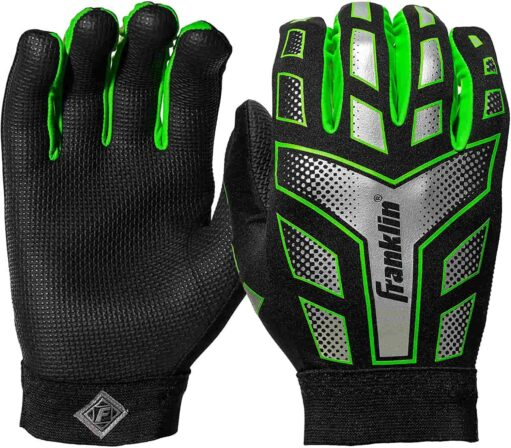 Franklin Sports Youth Receiver Gloves-min
