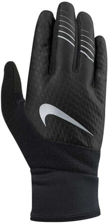 Nike Mens Therma Fit Running Athletic Gloves-min