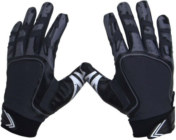 Pure Athlete Football Receiver Gloves