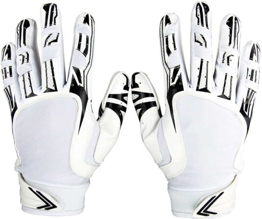 Pure Athlete Football Receiver Gloves-min
