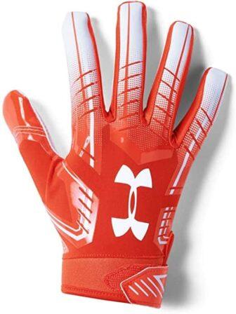 Under Armour Men's F6 Football Gloves-min