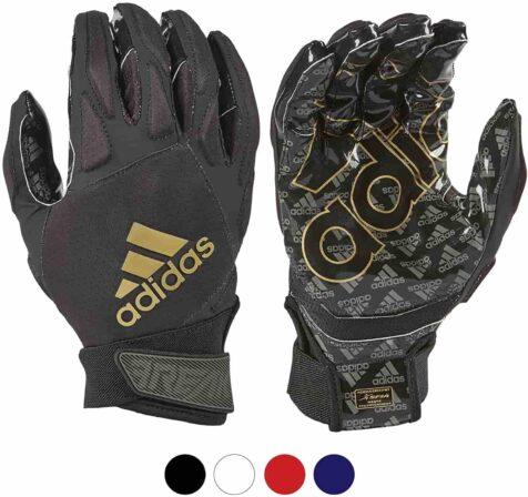 adidas Freak 4.0 Padded Receiver Football Gloves-min