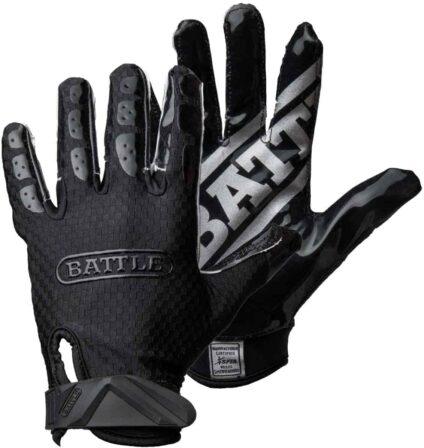 Battle Triple Threat Adult Receiver Gloves-min