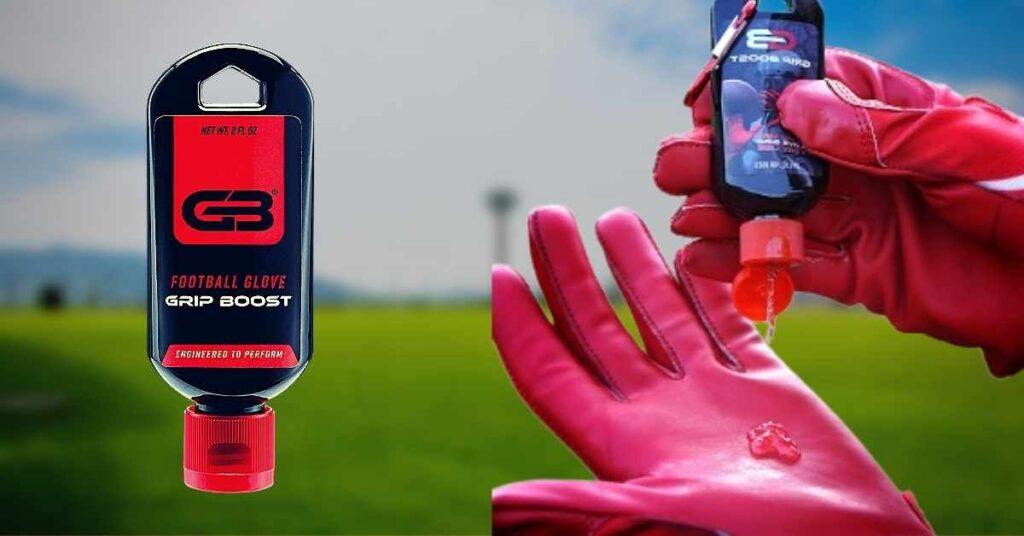 Football gloves Sticky Spray