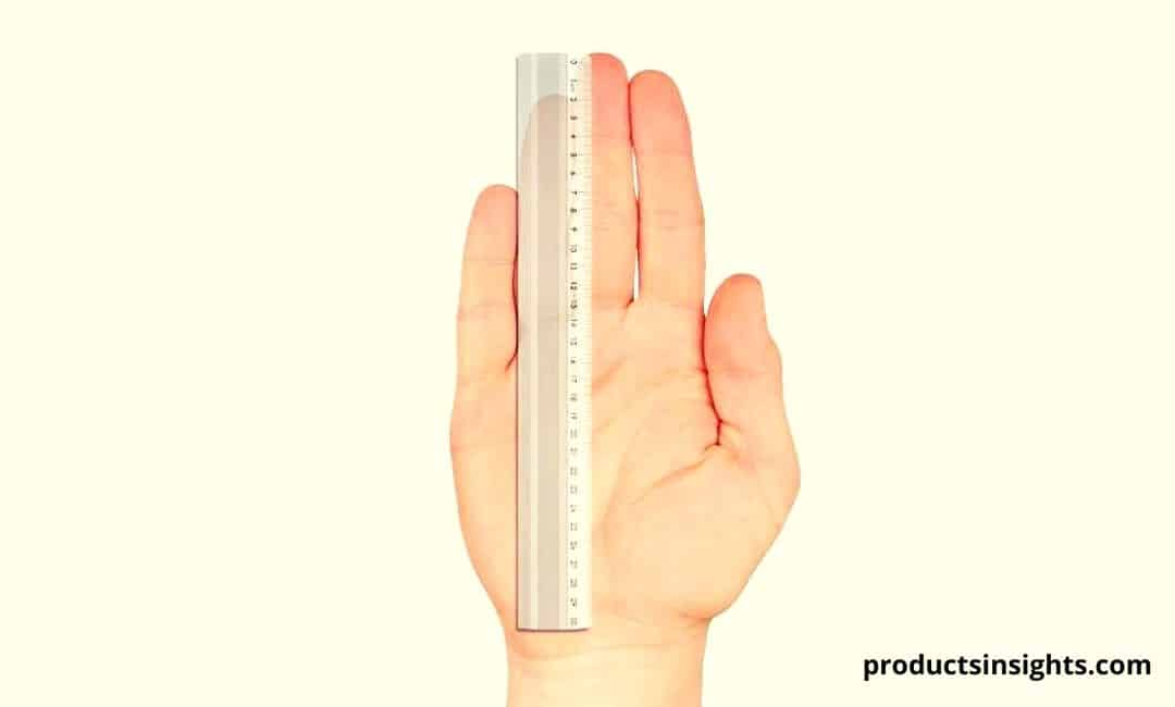 Hand Size Verticle