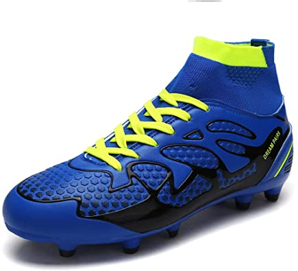 DREAM PAIRS Men's Fashion Cleats Football Soccer Shoes-min
