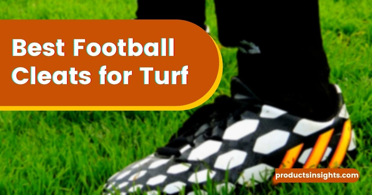 Football Cleats for Turf